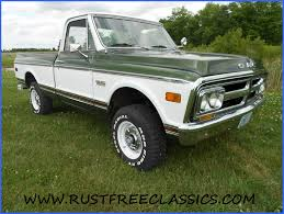 1972 GMC K10 Super Custom Factory 4x4 Short Bed SWB Green White 1972 Gmc 1500 Swb Texas Trucks Classics Pickup For Sale Classiccarscom Cc1133077 7072 Jimmy She Gonnee Pinterest Blazers 4x4 And Cars What Problems To Look In 6772 Chevygmc Pickups The Sale Near Canton Georgia 30114 Classics On Truck Hot Rod Network Looking Pics Of 18 Inch Rims With 35 Drop 1947 Present 72 Stepside 350 Auto Like C10 Chev Nice Patina Sierra Grande Youtube 2500 Trucks Southern Kentucky Welcome