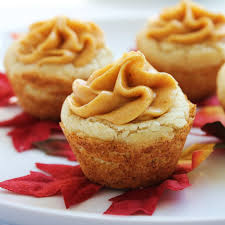 Libbys Great Pumpkin Cookies by Delicious As It Looks Inspired By Fall Pumpkin Cookie Cups