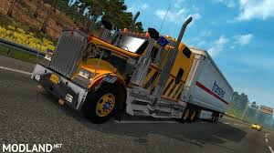 American Truck Pack - New Premium Edition (1.31, 1.32) Mod For ETS 2