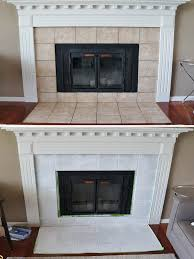freckles fireplace mini facelift