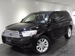 2008 Toyota Highlander Captains Chairs by 2008 Toyota Highlander Hybrid 4wd 4dr Stock 003553 For Sale Near