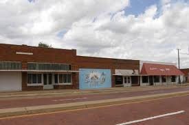 Amherst Texas Downtown