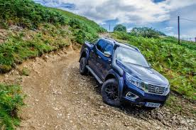 100 Best Off Road Trucks Nissan Navara Er AT32 Toughs It Out To Win