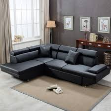 100 Sofa Living Room Modern Amazoncom Corner Set 2 Piece Contemporary Faux