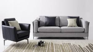 canape cuir et tissu canapés les couleurs à avoir dans salon achatdesign