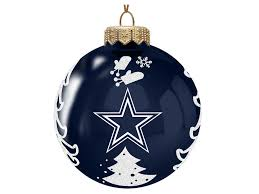 Christmas Tree Ornament Clearance Dallas Cowboys Memory Company 3
