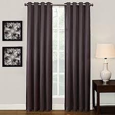 Bed Bath Beyond Blackout Curtain Liner by Ashton Grommet Top Room Darkening Window Curtain Panel Bed Bath