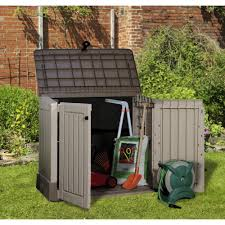 Keter Woodland Storage Shed 30 by Keter Woodland Store It Out Midi Garden Storage From Garden