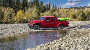 100 Jeep Truck 2020 Gladiator Vs Pickup Trucks From Chevy Ford Nissan And