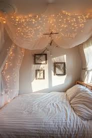 Modest Ideas Lights For Bedroom 17 Best About String On Pinterest