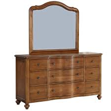 Atlantic Bedding And Furniture Fayetteville by Broyhill Furniture Creswell 9 Drawer Dresser And Mirror Set Ahfa