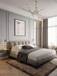 idéias de quarto principal de luxo design de interiores