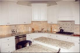 white kitchen cabinets with granite countertops designs