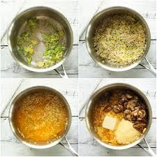 Pumpkin Risotto Recipe Vegan by Mushroom And Leek Risotto Vegan Gf Minimalist Baker Recipes