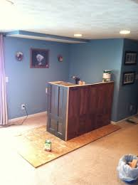 Roxanne Recycles How to build a Home Bar on a bud
