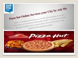 Pizza Hut Hyderabad Do You Love If Yes Get In Touch With Us As