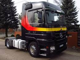 MERCEDES-BENZ ACTROS 1841 MP3 RETARDER Tractor Units For Sale, Truck ...