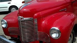 1947 Original International KB Pick Up Truck - YouTube
