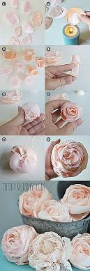 Rose Balls For Wedding Decorations Awesome A Free Tutorial And Pattern How To Make Fabric