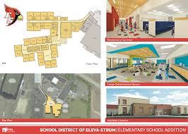 100 Bray Architects Eleva Strum School District
