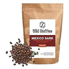 Wild Coffee Single Origin Chiapas Mexico Dark