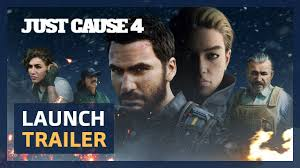 Just Cause 4: Home