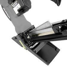 Flooring Nailer Vs Stapler by Numax S50lsdh 2 In 1 Dual Handle Flooring Nailer And Stapler