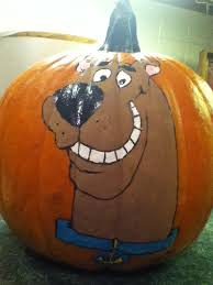 Scooby Doo Pumpkin Carving Stencils Patterns by My Scooby Doo Pumpkin I Painted Halloween Pinterest Pumpkin