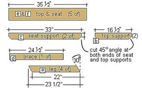 fancy kid picnic table plans and best 25 kids wooden picnic table