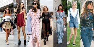 From Bare Shoulders Slip Dresses And Disco Sequins Heres The Latest Fashion Trends Youll Be Rocking This Australian Spring Summer 2016 2017