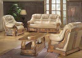 canapé cuir et bois rustique canape canapé cuir et bois rustique luxury canapé potiron