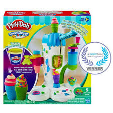 play doh perfect twist ice cream playset available from walmart