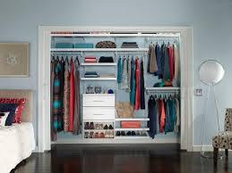 wire shelving closet home designing