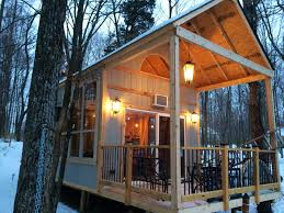 Lakeside Cabin Plans by A Single Builds Own On Lake Sylvan Ohio Adventure Journal