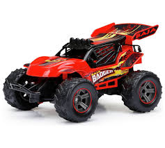 100 Monster Truck Maniac Buy New Bright Radio Controlled Buggy 124 At Argoscouk