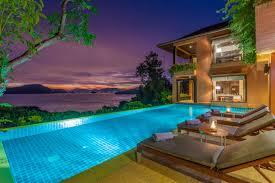Three Bedroom Residence Pool Villa Phuket Sri Panwa