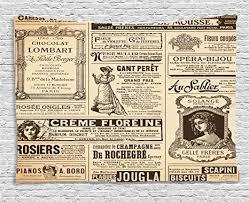 abakuhaus jahrgang wandteppich historische französische