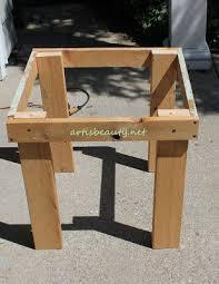 the 25 best pallet end tables ideas on pinterest diy end tables