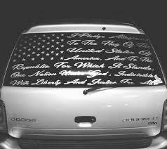 100 Custom Stickers For Trucks Pledge Of Allegiance Decal 75 By Chris2low Vinyl
