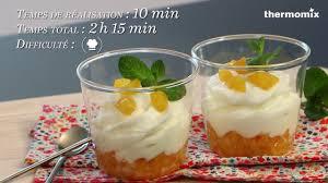 la cuisine au thermomix tartare d abricots mousse de mascarpone au thermomix recette