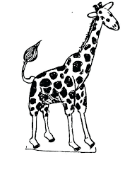 Giraffe Coloring Pages To Print Book Pictures Great Colorings Design Ideas Free For Adults