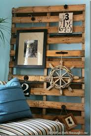 Living Room From The Board And Clever Design Ideas Rustic Nautical Decor Affordable Amazing Easy Wall Art HomesCorner Com