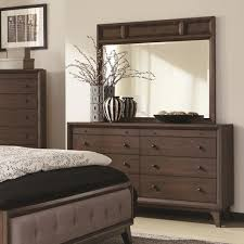 Coaster Curio Cabinet Assembly Instructions by Bingham Collection B259 Bedroom Set Is A Retro Modern Design