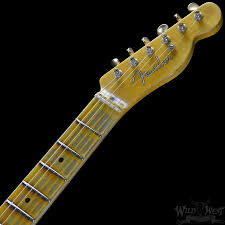 Fender Custom Shop 50s 1951 Limited Edition Relic Telecaster Two
