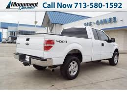 100 Used Ford Trucks Houston 2014 F150 ExtendedCabPickup In Texas