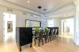 Modern Dining Room Lighting Led Light Fixtures Contemporary Ideas Table Chandeliers