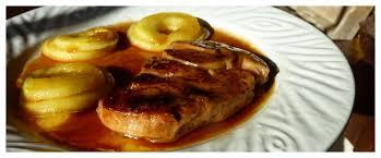 cuisiner un foie gras cru toutes nos recettes foie gras frais poêlé aux pommes caramélisées