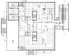 ara trio architectes restaurant universitaire de l esplanade
