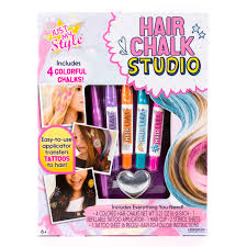 100 Chalks Truck Parts Just My Style Hair Chalk Studio 1 Each Walmartcom