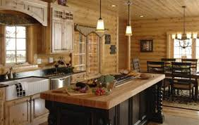 16 amazing log house kitchens you have to see tin pig
